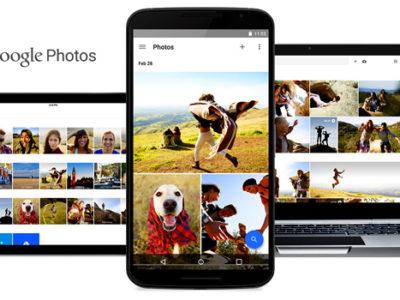 Google Fotos con almacenamiento ilimitado gratis