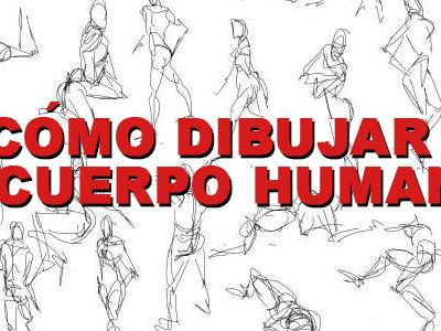 ¿Cómo dibujar el cuerpo humano? (Manga)