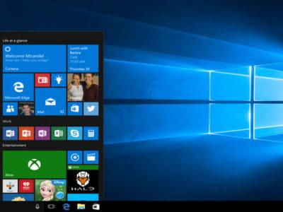 Windows 10 ya disponible desde hoy