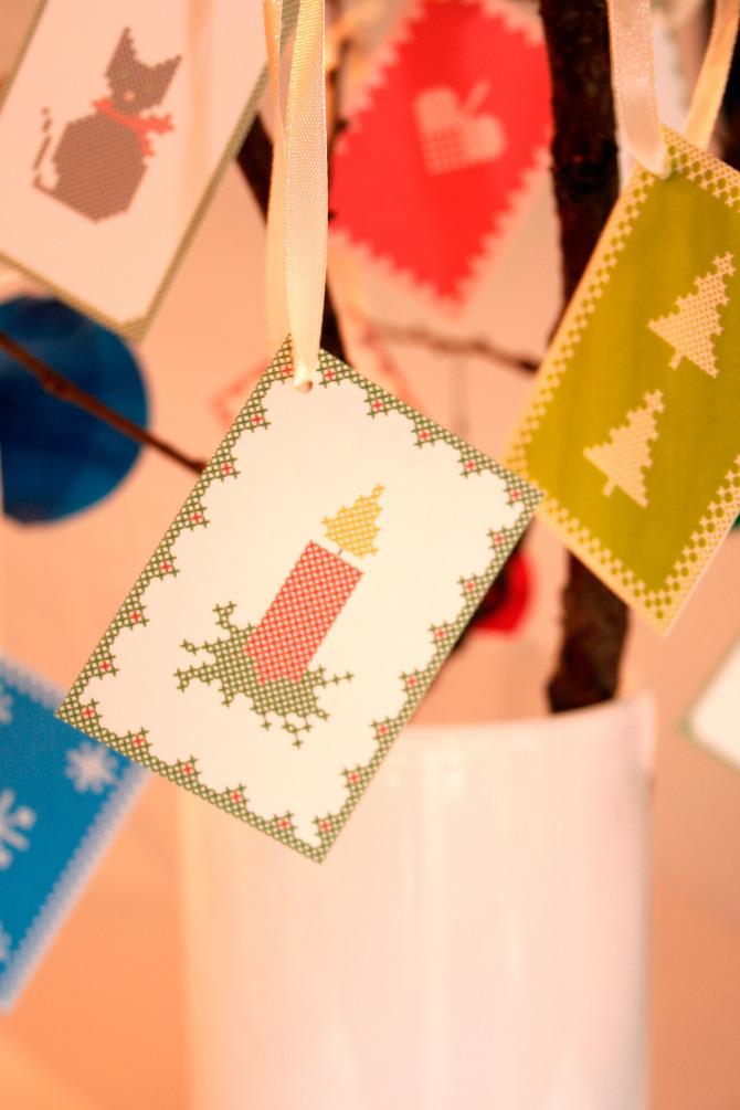 Packaging Christmas