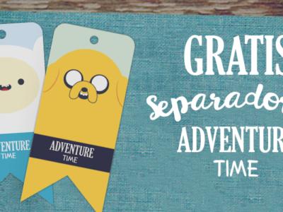 Separadores de Adventure Time