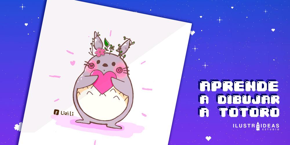 Aprende_a_dibujar_a_Totoro_tutorial