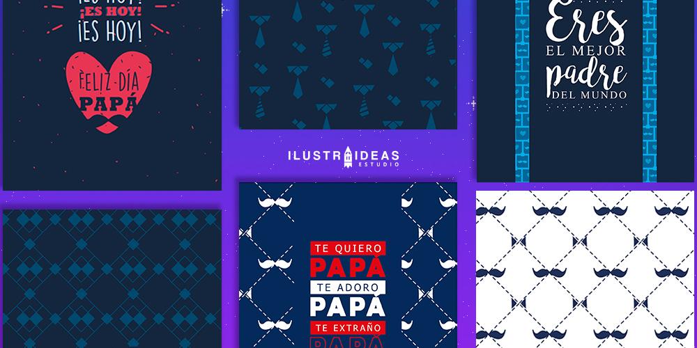 Tarjetas para el día del padre imprimibles