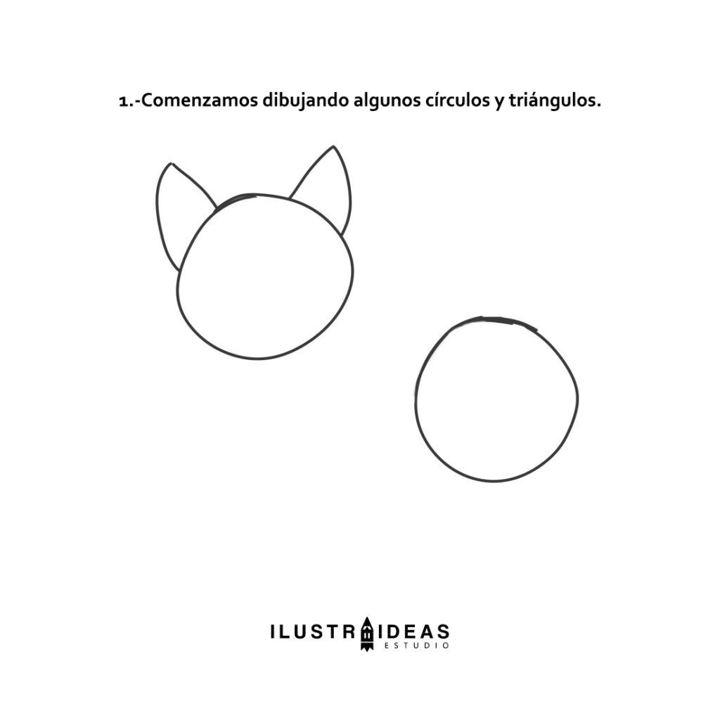 Aprende a dibujar un corgi