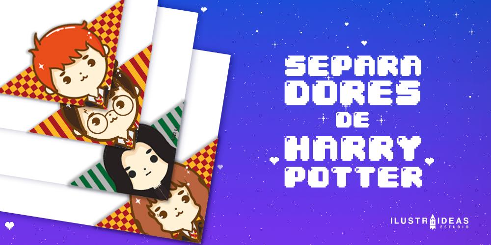 bookmarkers_HarryPotter