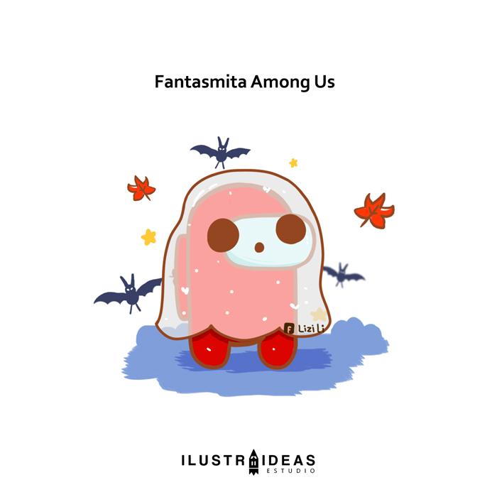 fantasmita among us