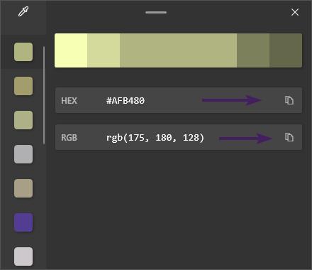 Como saber que colores usa una web o imagen con Powertoys